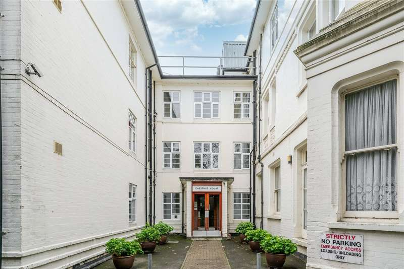 Flat for sale in Chestnut Court, Middle Lane, Crouch End, London, N8