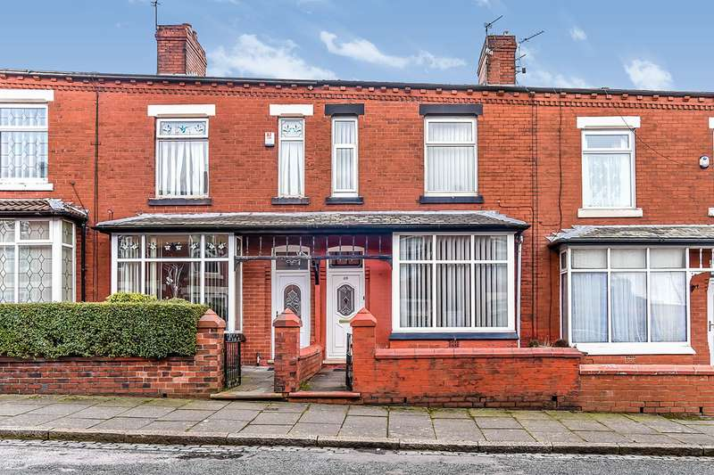 3 Bedrooms House for sale in Kimberley Street, Oldham, Greater Manchester, OL8