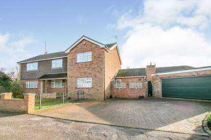4 Bedrooms Detached House for sale in Stockdale, Toddington, Dunstable, Bedfordshire