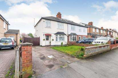 3 Bedrooms Semi Detached House for sale in Old Hale Way, Hitchin, Herts, England