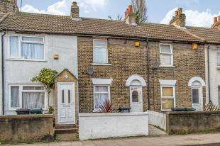 2 Bedrooms Terraced House for sale in High Street, Swanscombe, Kent