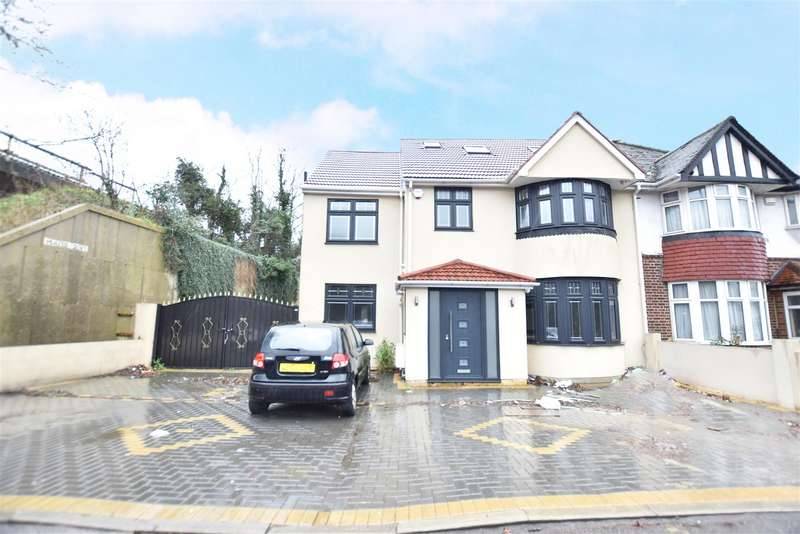 7 Bedrooms Semi Detached House for sale in Heston Road, Norwood Green