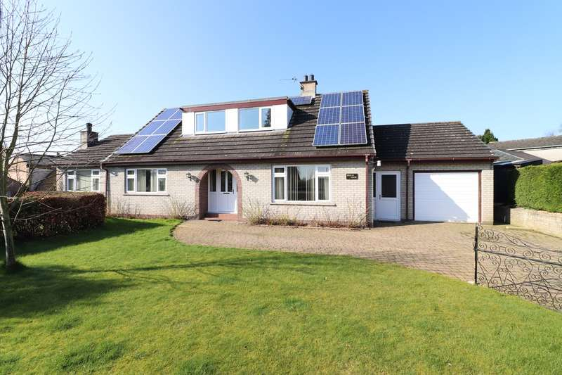 4 Bedrooms Detached Bungalow for sale in Lonning Foot, Rockcliffe, CARLISLE, CA6