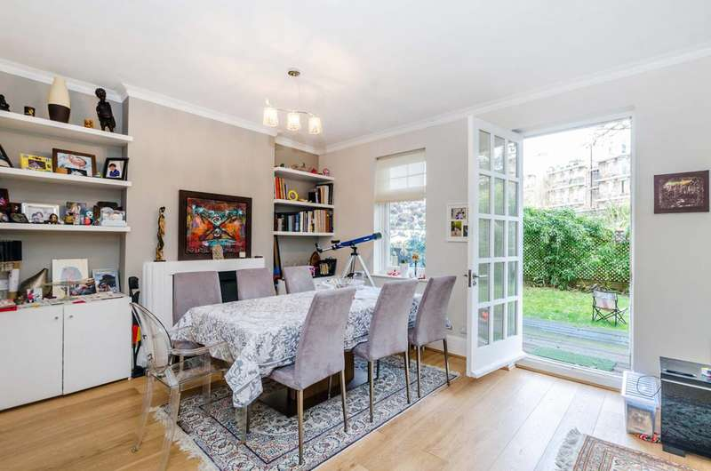 5 Bedrooms Flat for sale in Cholmley Gardens, West Hampstead, NW6
