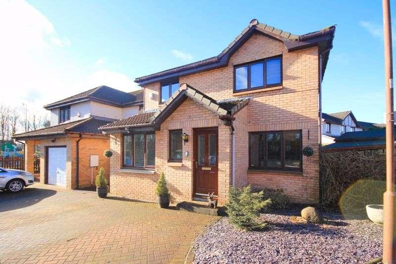 4 Bedrooms Property for sale in Waverley Crescent, Eliburn, Livingston EH54 8JT