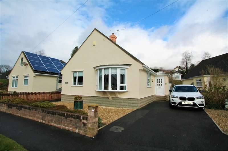 2 Bedrooms Detached Bungalow for sale in 2 Crosthwaite Gardens, KESWICK, Cumbria