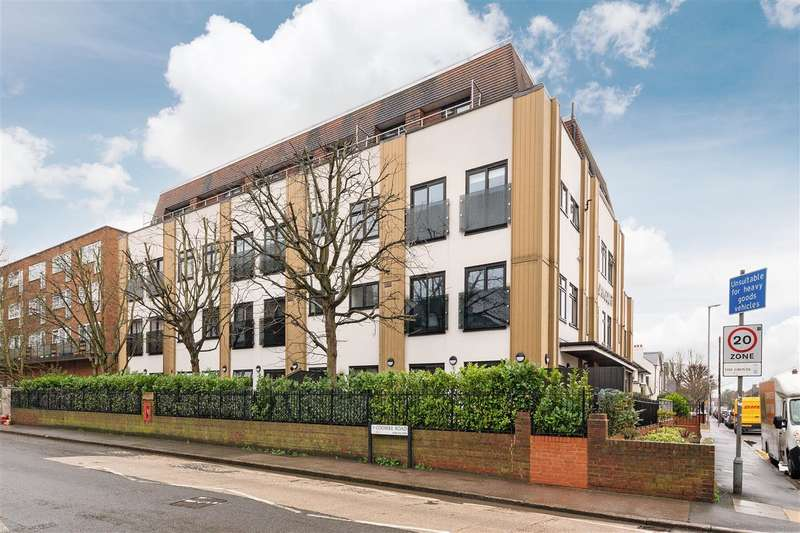1 Bedroom Apartment Flat for sale in Sloan Court, 66-70 Coombe Road, New Malden