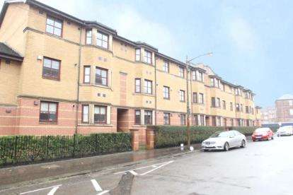 2 Bedrooms Flat for sale in Malloch Street, North Kelvinside, Glasgow