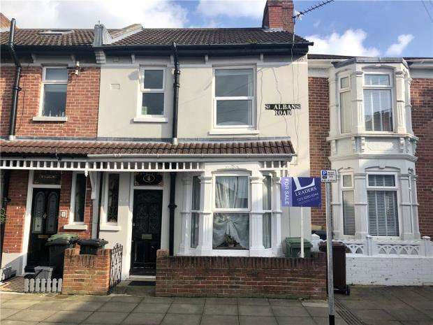 3 Bedrooms House for sale in St. Albans Road, Southsea, Hampshire
