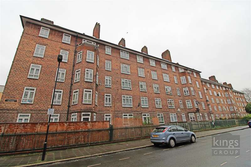 1 Bedroom Flat for sale in Athelstan House, Homerton Road, London, E9