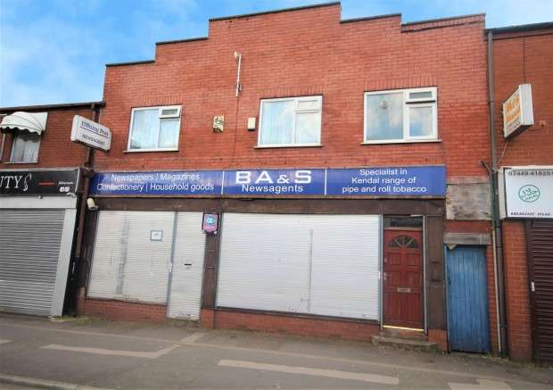 3 Bedrooms Shop Commercial for sale in New Hall Lane, Preston, PR1