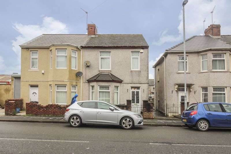 3 Bedrooms Property for sale in Cromwell Road, Newport
