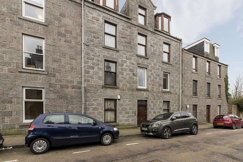 1 Bedroom Flat for sale in Stafford Street, Aberdeen, Aberdeenshire, AB25 3UP