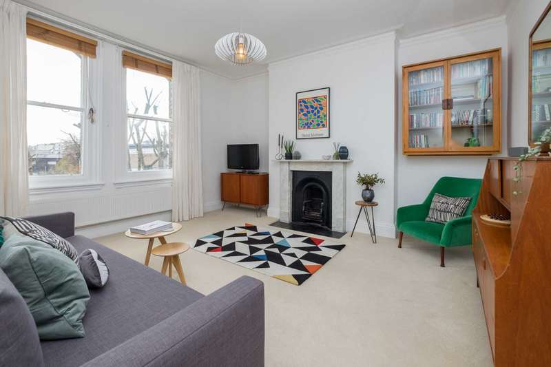 2 Bedrooms Flat for rent in Salisbury Road, Hove