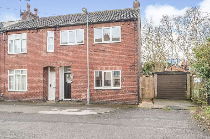 3 Bedrooms House for sale in Ellins Terrace, Normanton, West Yorkshire, WF6