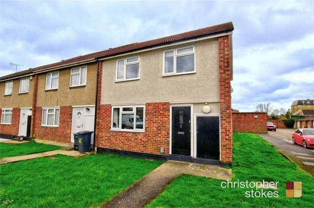 3 Bedrooms End Of Terrace House for sale in Russells Ride, Cheshunt, Cheshunt, Hertfordshire