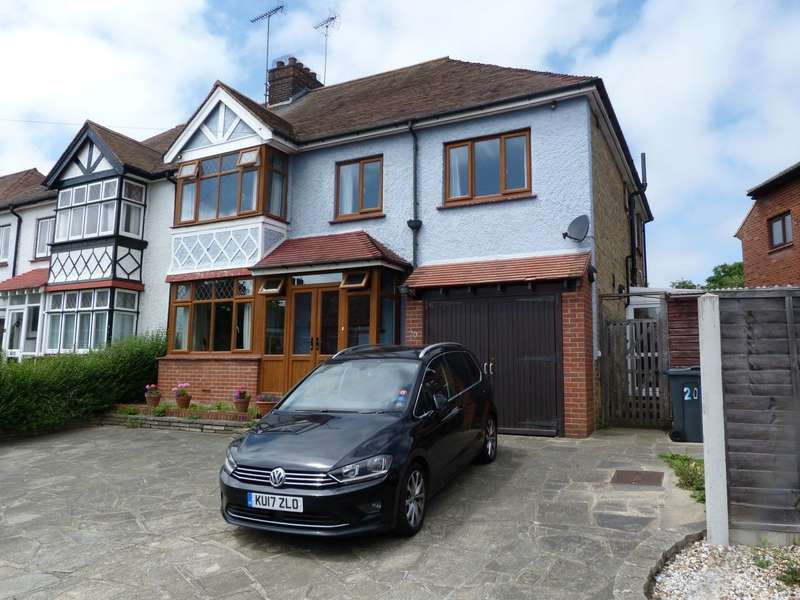 5 Bedrooms Semi Detached House for sale in Carlton Avenue, Broadstairs, CT10