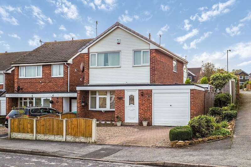 3 Bedrooms Detached House for sale in Bowlwell Avenue, Nottingham, NG5