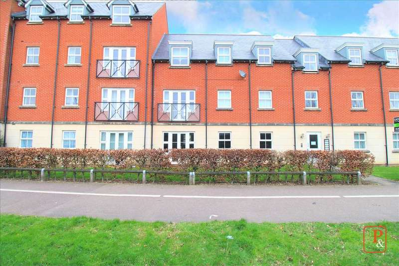 2 Bedrooms Apartment Flat for sale in Berechurch Hall Road, Colchester, CO2