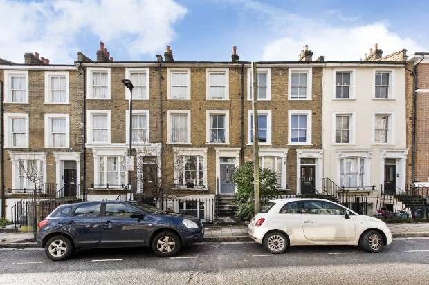 3 Bedrooms Flat for sale in Hargrave Road, Archway, N19