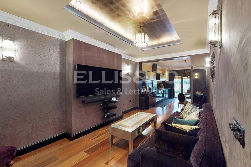3 Bedrooms Flat for sale in St Georges Road, London