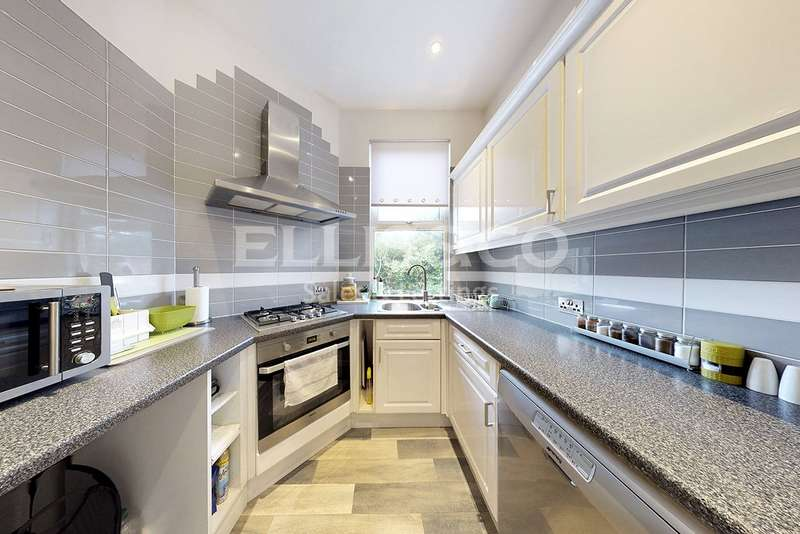 2 Bedrooms Flat for sale in Rowsley Avenue, London