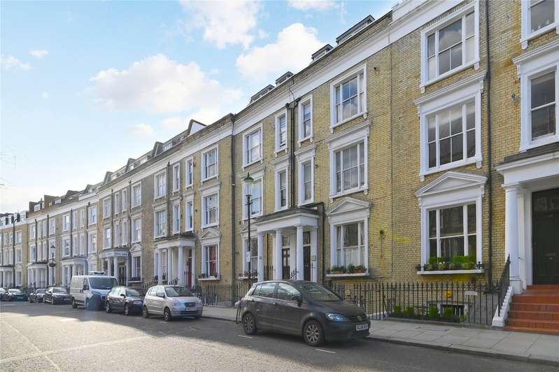 1 Bedroom Flat for sale in Eardley Crescent, Earl's Court, London, SW5