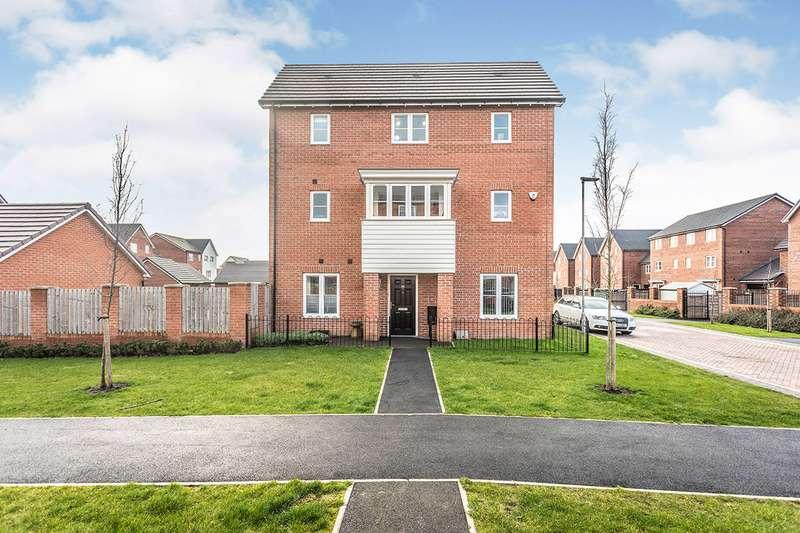 4 Bedrooms House for sale in Riverside Way, Castleford, West Yorkshire, WF10
