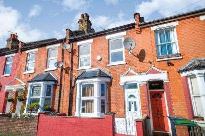 3 Bedrooms Terraced House for sale in Strode Road, Tottenham, Haringey, London