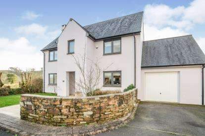 4 Bedrooms Detached House for sale in Avonwick, South Brent, Devon