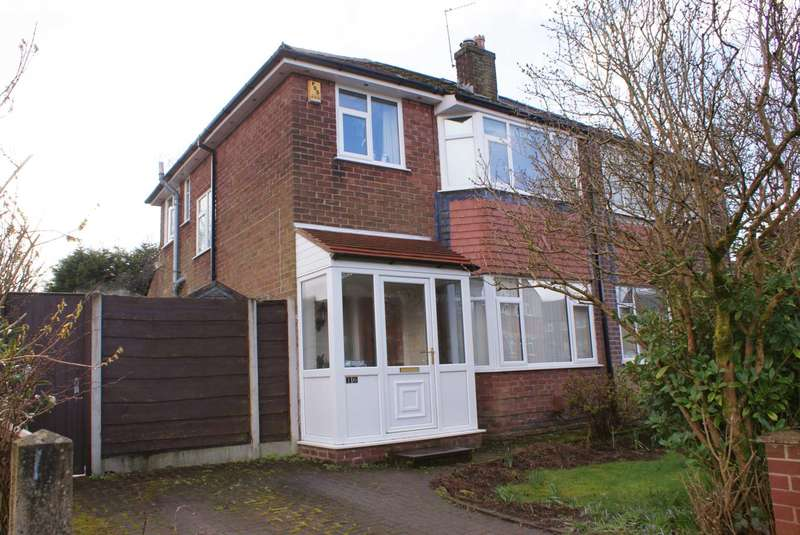 3 Bedrooms Semi Detached House for sale in Mardale Drive, Breightmet