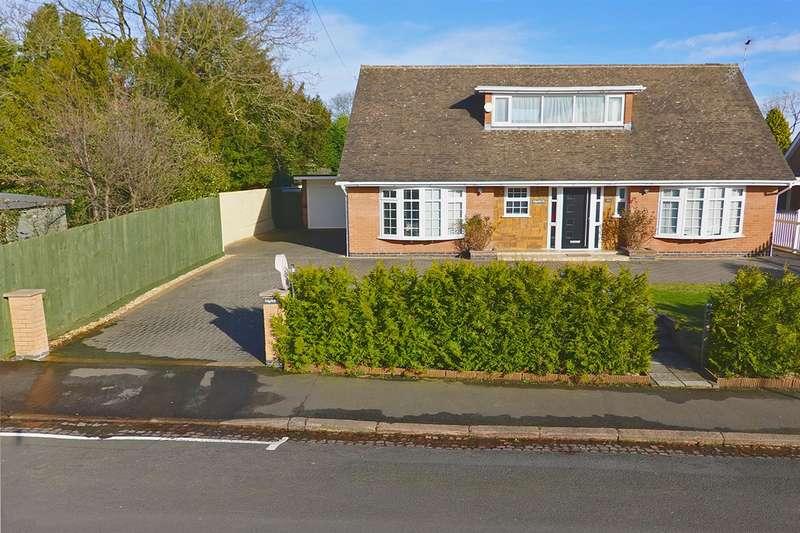 5 Bedrooms Detached House for sale in Hurst Road, Hinckley