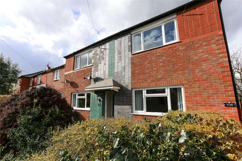 2 Bedrooms Maisonette Flat for sale in Meltham Avenue, West Didsbury, Manchester, M20