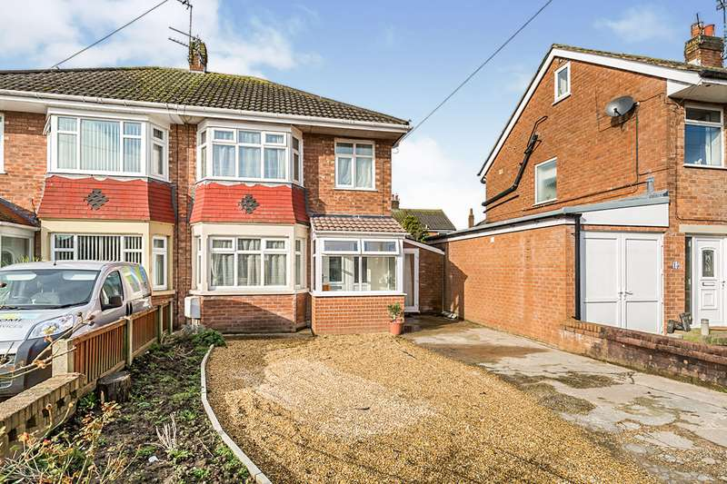 3 Bedrooms Semi Detached House for sale in Chester Place, Great Eccleston, Preston, Lancashire, PR3