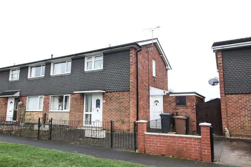 3 Bedrooms Property for sale in Mons Road, Lincoln, Lincolnshire, LN1 3UG