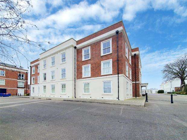 2 Bedrooms Apartment Flat for sale in Flagstaff Green, Gosport, Hampshire