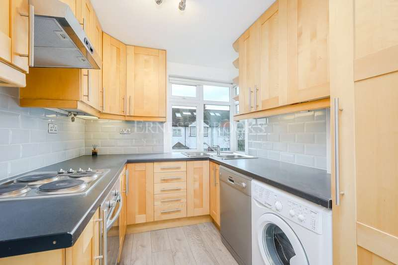 2 Bedrooms Apartment Flat for sale in St. Georges Road, Golders Green, NW11