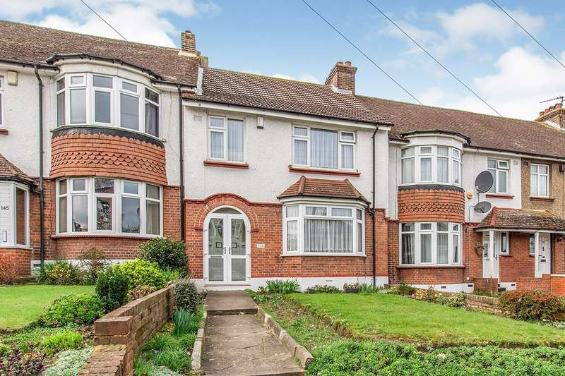 3 Bedrooms House for sale in Singlewell Road, Gravesend, Kent, DA11