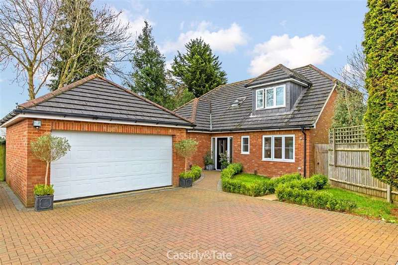 4 Bedrooms Property for sale in The Rise, St Albans, Hertfordshire