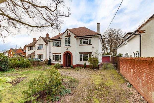 4 Bedrooms Detached House for sale in Cockney Hill, Tilehurst, Reading
