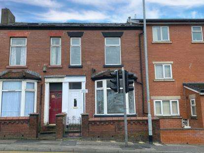 2 Bedrooms Terraced House for sale in Mayor Street, Bolton, Greater Manchester, BL1