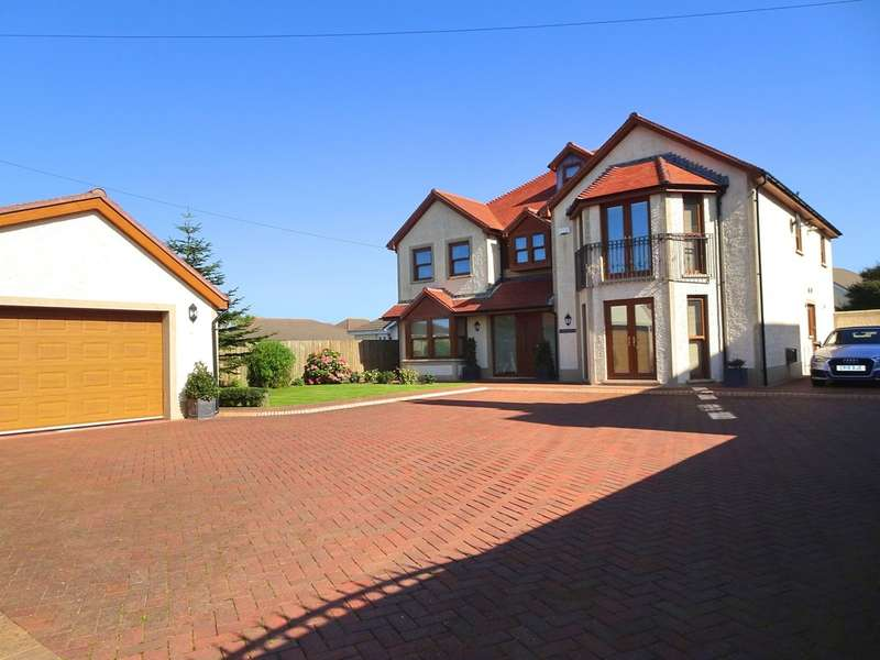 4 Bedrooms Detached House for sale in WEST ROAD, NOTTAGE, PORTHCAWL, CF36 3RT