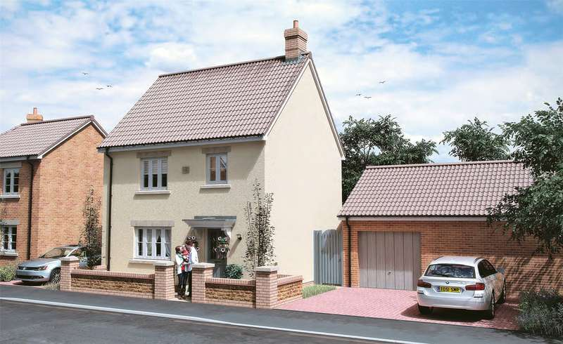 3 Bedrooms Detached House for sale in Plot 9 West Street, Stoke-Sub-Hamdon, Somerset, TA14