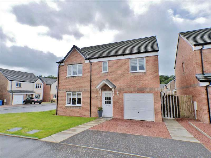 5 Bedrooms Detached House for sale in Glenmill Crescent, Darnley, GLASGOW