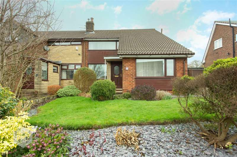 3 Bedrooms Semi Detached House for sale in Rusland Drive, Bolton, Lancashire, BL2