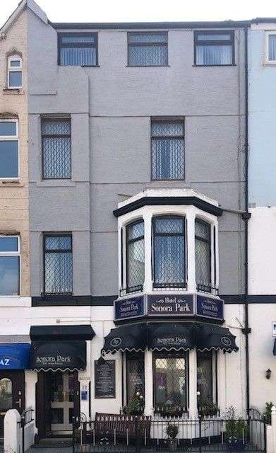 14 Bedrooms Hotel Gust House for sale in Sonora Park Hotel 17 Albert Road, Blackpool, FY1