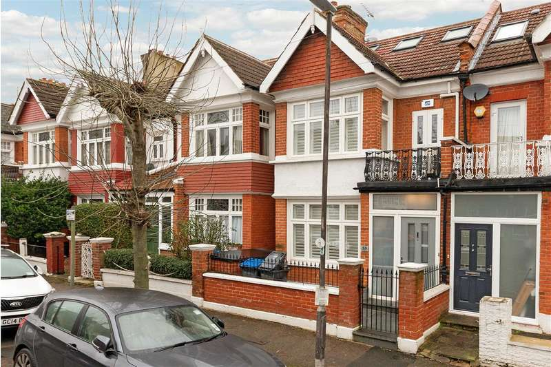5 Bedrooms Terraced House for sale in Ryfold Road, Wimbledon Park