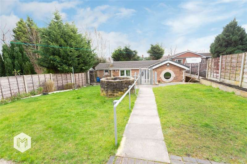 2 Bedrooms Detached Bungalow for sale in Parr Fold, Bury, Greater Manchester, BL9