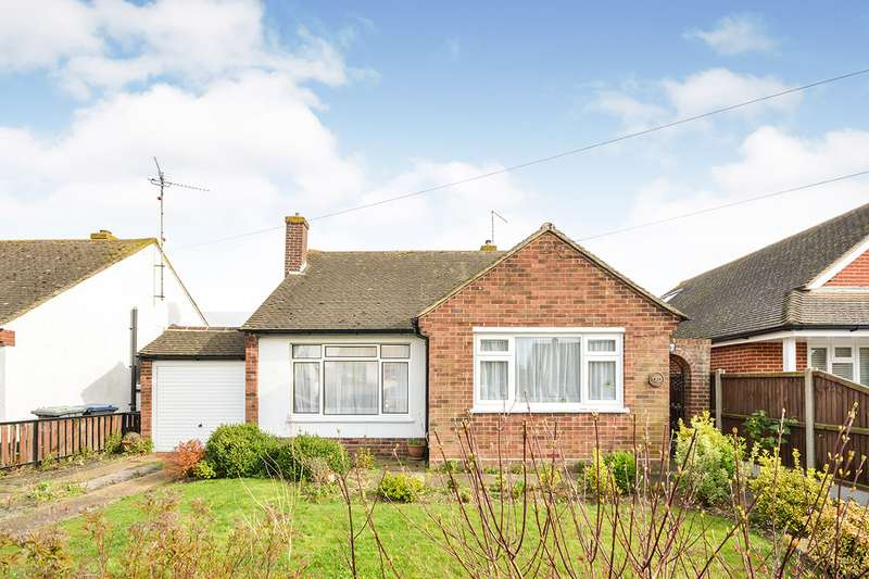 2 Bedrooms Detached Bungalow for sale in Blean View Road, Herne Bay, Kent, CT6