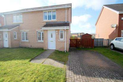2 Bedrooms Semi Detached House for sale in Basil Grove, Westwood